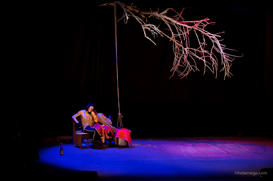 © Heber Vega 2012 | Sulaymaniyah International Theatre Festival.